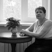 80-ти летию прекрасной бабулички :: Ольга Штанько
