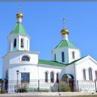 Храм Святой Ксении Петербургской в Абрау-Дюрсо :: Михаил