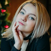 Новогодняя :: Надя Sh