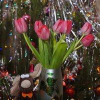 Рождественско-новогоднии фантазаии :: Юрий Шувалов