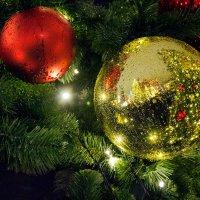 С Новым годом и Рождеством! :: Irina-77 Владимировна