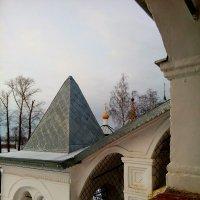 Углич, Воскресенский мужской монастырь :: Евгения Куприянова