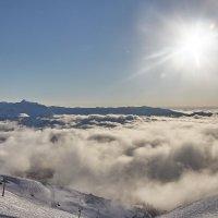 2320 метров :: Денис Будняк