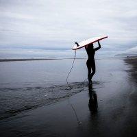 Серфинг на Камчатке :: Юлия Моисеева