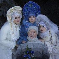Внучки дедушки Мороза :: Natalia