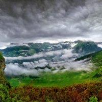 небо гор :: Elena Wymann