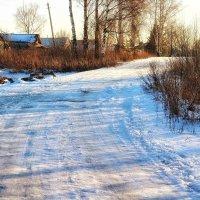 Дорога в деревне :: Натали