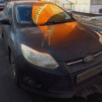 Настоящая московская зима не страшна никакому автомобилю :: Андрей Лукьянов