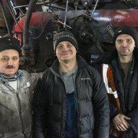 Экипаж машины паровой :: Александр Петров