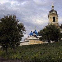 Высоцкий мужской монастырь. :: Владимир Гришин