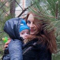 Портрет с сыном :: Руслан Веселов