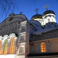 Казань Раифовский монастырь :: Александр Беляков