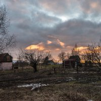 Январские закаты 2018 :: Тамара Цилиакус