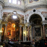 Турин. Церковь Сан-Лоренцо. :: tatiana