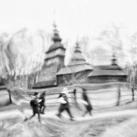 Экскурсия в Рождество. :: Дмитрий Цымбалист