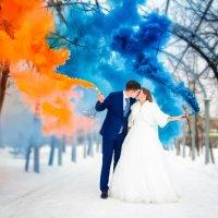 Цветной дым :: Ренат Фахрутдинов