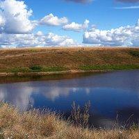 Облака купаются в пруду... :: оля san-alondra