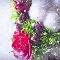 Красота в деталях! Малая часть елочки! :: Anna Dranovskaya