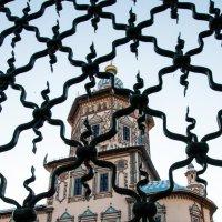 Один из красивейших соборов Казани - Петропавловский :: Julia Obraz