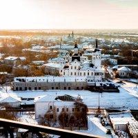 зима в Тобольске :: Владимир Агафонов