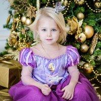 Маленькая леди. :: Лена Линькова