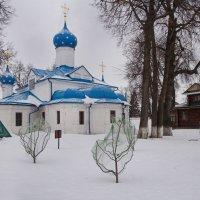Феодоровский монастырь в Переславле-Залесском :: Константин