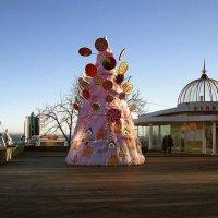 зимнее утро на Приморском бульваре :: Александр Корчемный