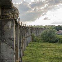 Мокринский железнодорожный мост :: Игорь Винокуров
