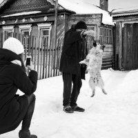 Работа с моделью... :: Влад Никишин