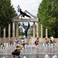 памятник жертвам холокоста :: Ольга