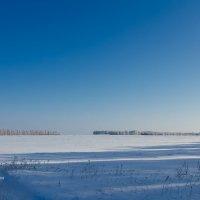 Крещенский морозный день :: Александр Синдерёв