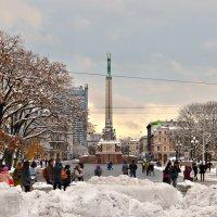 город Рига Латвия :: Lanna