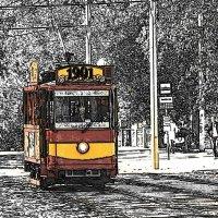 Старый трамвай :: Александр Михайлов