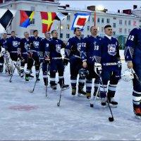 Ледовые богатыри.... :: Кай-8 (Ярослав) Забелин