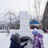 Колобок испечем и гостей созовем :: Лариса Рогова