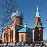 Казанский храм. Самара :: MILAV V