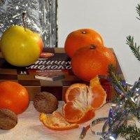 Новогодняя картинка :: Татьяна Смоляниченко