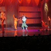 Музыкальное шоу в круизе :: Natalia Harries