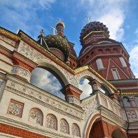 фрагмент церкви Василия Блаженного :: Елена