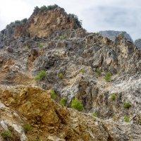 Вспоминая горы :: Gennady Legostaev
