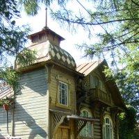 Деревянный модерн в Кимрах :: Татьяна Сапрыкина