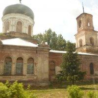 церковь Св.Троицы :: Татьяна Са