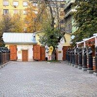 Скульптурный парк «Аллея Правителей» :: Татьяна Помогалова