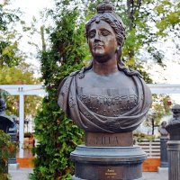 А́нна Иоанновна(1693-1740) -российская императрица из династии Романовых. :: Татьяна Помогалова