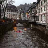 Сплав по зимней реке :: Irina Schumacher