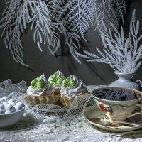 Чай в январе. :: Ольга Дядченко
