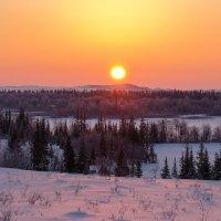 Ура в Нарьян-Маре солнце!!! :: Олег Кулябин