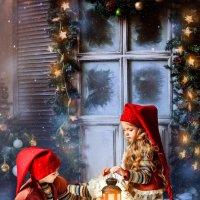 Рождественские гномики)) :: Наталья Ремез