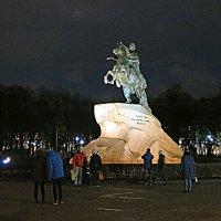 Медный всадник. :: Валентина Жукова