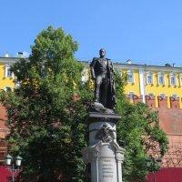 Памятник Александру Первому :: Вера Щукина